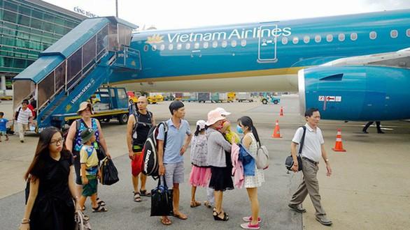 Một số chuyến bay kết nối với Đài Loan trong ngày 8-10/8 sẽ bị ảnh hưởng do mưa bão.