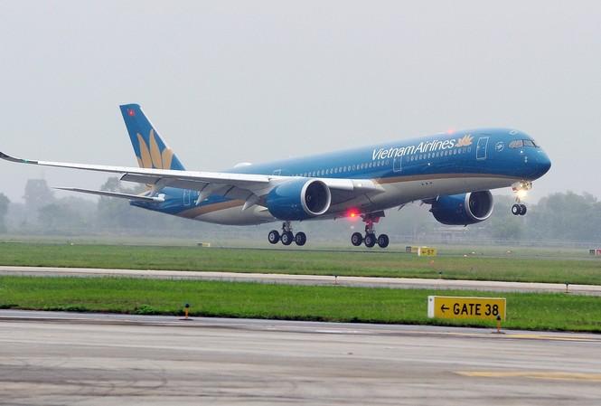 Vietnam Airlines giảm tần suất bay châu Âu do ảnh hưởng của dịch Covid-19.