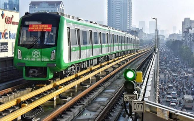 Dự kiến, trong 2 tháng cuối năm 2020, tuyến đường sắt Cát Linh - Hà Đông sẽ hoàn thành vận hành thử để nghiệm thu đưa vào khai thác thương mại.