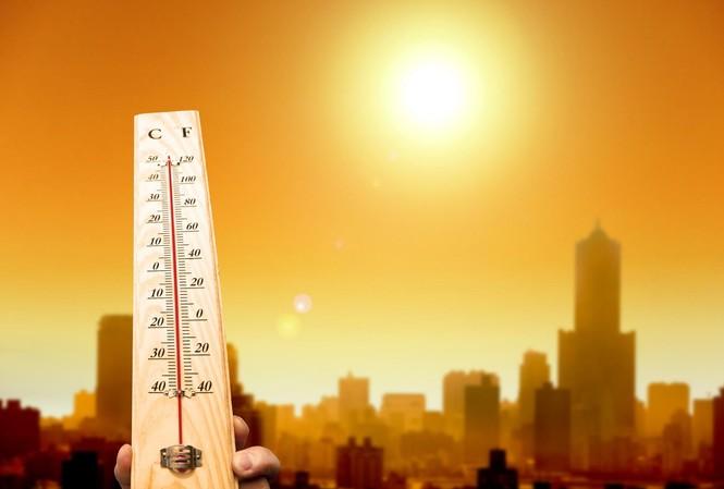 Hà Nội đang trong những ngày nắng nóng kỷ lục