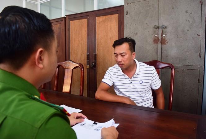 Đối tượng lừa đảo Nguyễn Thành Đạt