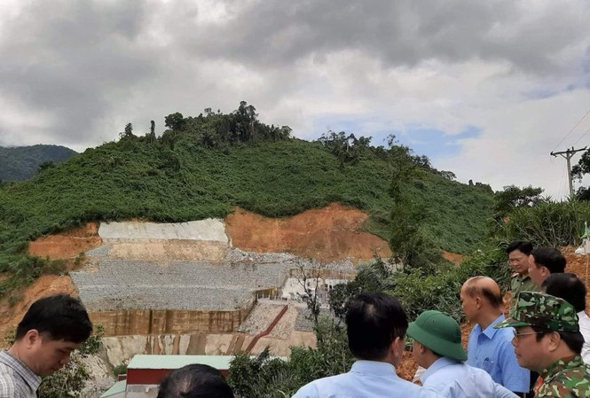 Yêu cầu ngừng toàn bộ hoạt động xây dựng tại công trình dự án thủy điện Rào Trăng 3.
