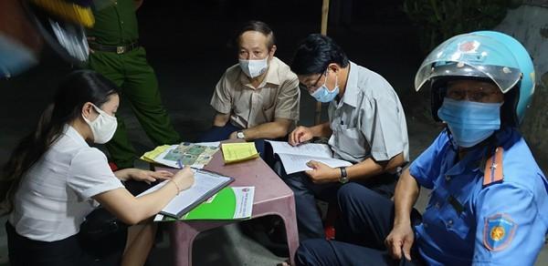 Thực hiện khai báo y tế phòng, chống COVID-19 tại TT-Huế trong tháng 8/2020.
