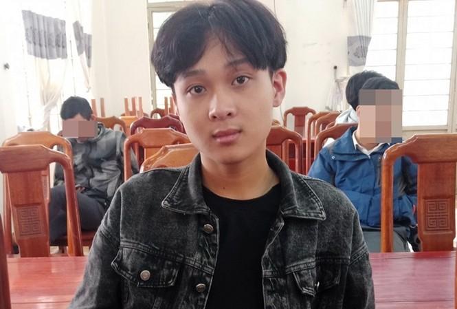 Đối tượng Trần Thanh Vũ. Ảnh CTV