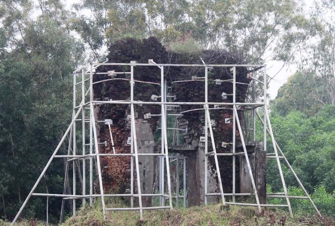 Phế tích Phật viện Đồng Dương thành Di sản quốc gia đặc biệt