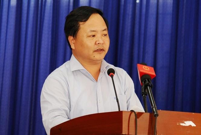 ông Nguyễn Hồng Quang - Tân Bí thư Thành ủy Tam Kỳ