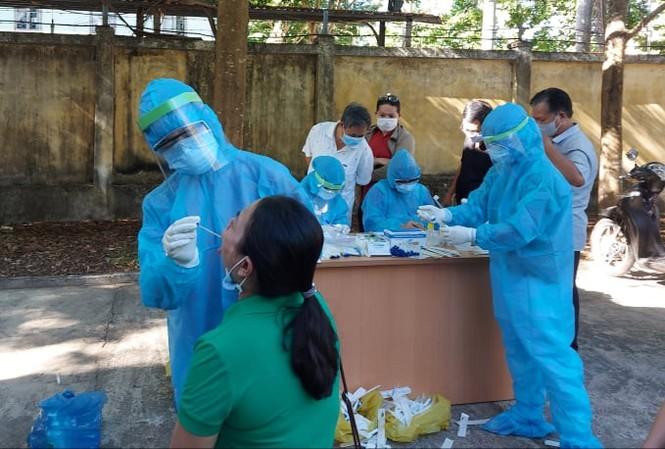 Quảng Nam kích hoạt lại hệ thống phòng, chống dịch COVID-19.