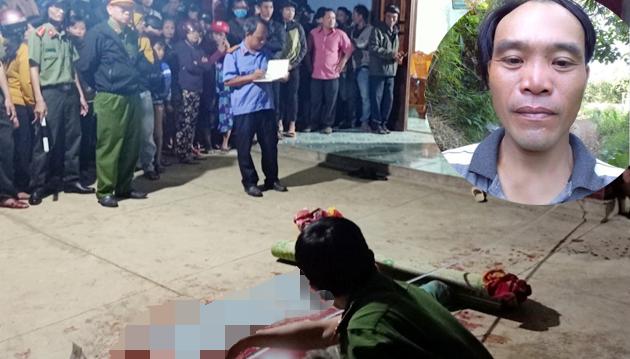 Đối tượng Đỗ Xuân Hải, nghi phạm vụ nổ súng khiến 4 người thương vong.