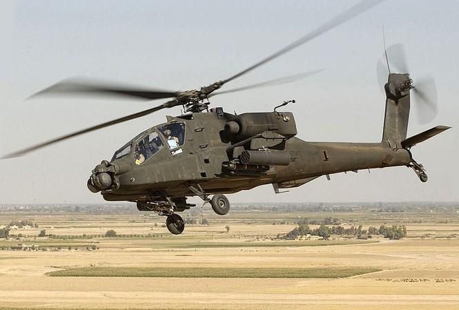 Maroc đặt mua 24 pháo hạm AH-Apache với giá 1,5 tỷ USD. Ảnh: Wikipedia