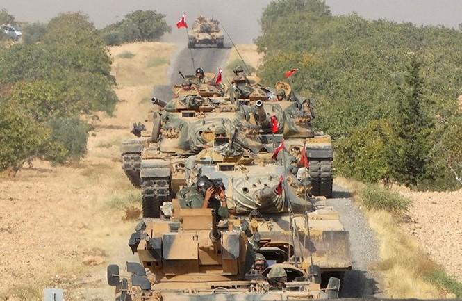 """Thổ Nhĩ Kỳ dọa tấn công đông bắc Syria nếu Mỹ vẫn """"im hơi lặng tiếng"""". Ảnh: Reuters"""