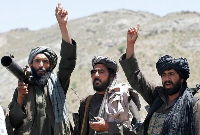 Lực lượng phiến quân Taliban liên tiếp thực hiện các vụ tấn công tại Afganistan