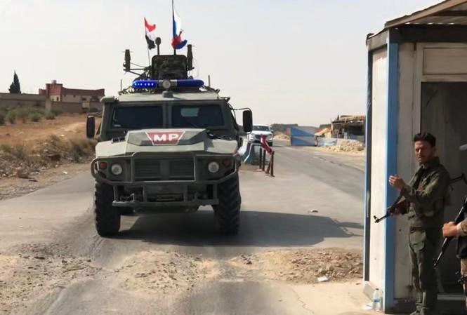 Các trạm kiểm soát sẽ được thành lập dọc biên giới Thổ Nhĩ Kỳ-Syria. Ảnh: Iz.ru