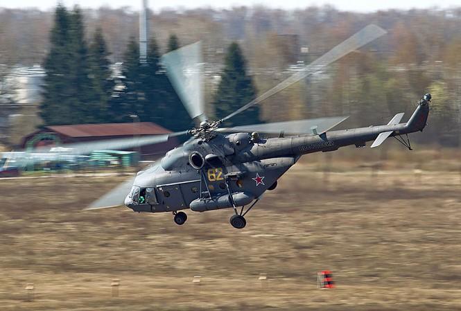 Mi-8MTV-5 của Không quân Nga