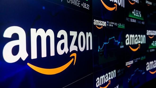 Amazon không được Lầu Năm Góc chọn dù có lợi thế hơn Microsoft. Ảnh: MarketWatch.