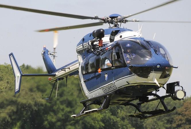 Một chiếc EC145 của Pháp. Ảnh: Wikipedia