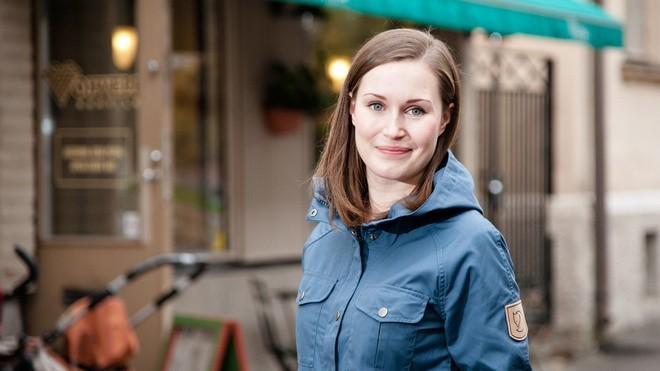 Sanna Marin sẽ trở thành thủ tướng trẻ nhất Phần Lan và thế giới. Ảnh: Foreigner.fi.