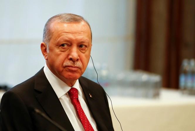 Tổng thống Thổ Nhĩ Kỳ Tayyip Erdogan