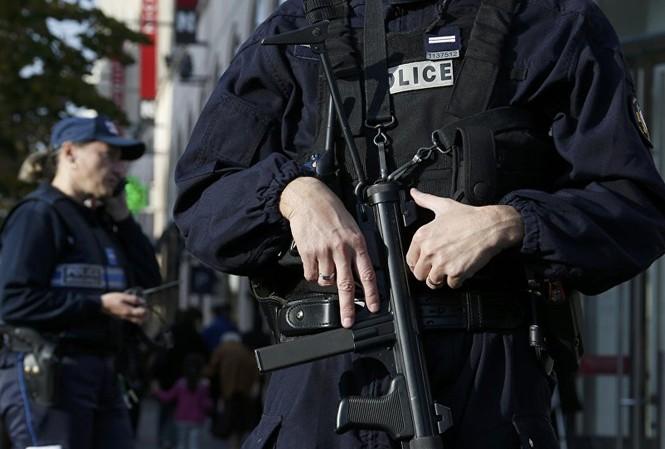 Cảnh sát Pháp. Ảnh minh họa: Reuters