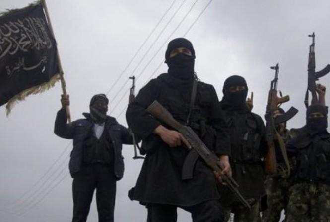 Phiến quân IS ở Syria