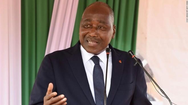 Thủ tướng Bờ Biển Ngà Amadou Gon Coulibaly. Ảnh: Getty.