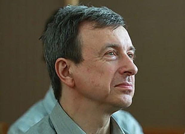 Nhà vật lý Anatoly Gubanov