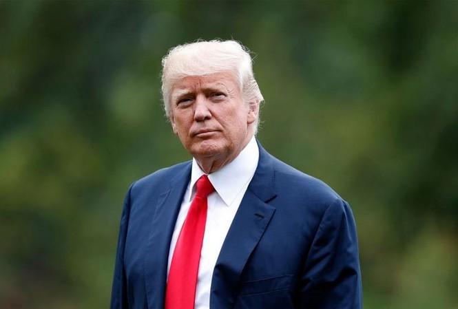 Tổng thống Donald Trump. Ảnh: Politico