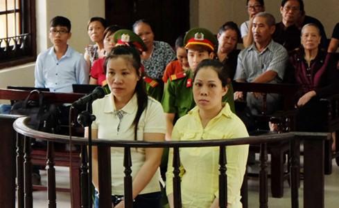 Xét xử 2 bị cáo trong vụ mua bán trẻ em tại chùa Bồ Đề