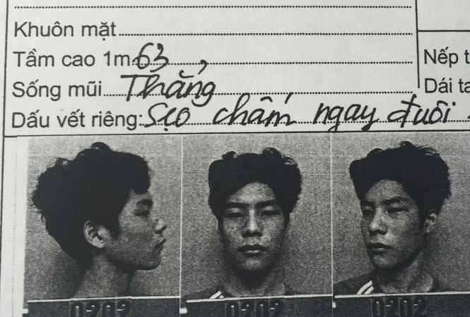 Đối tượng Lý Văn Minh