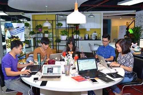 V3 Track 2020 tìm kiếm những công ty khởi nghiệp cung cấp các sản phẩm, dịch vụ và giải pháp công nghệ mang tính sáng tạo. Ảnh: Phương Nga