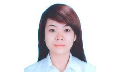 Triệu Thị Huyền, một nông dân trúng cử với tuổi đời còn rất trẻ, sinh năm 1992