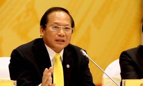 Bộ trưởng Bộ TT&TT Trương Minh Tuấn