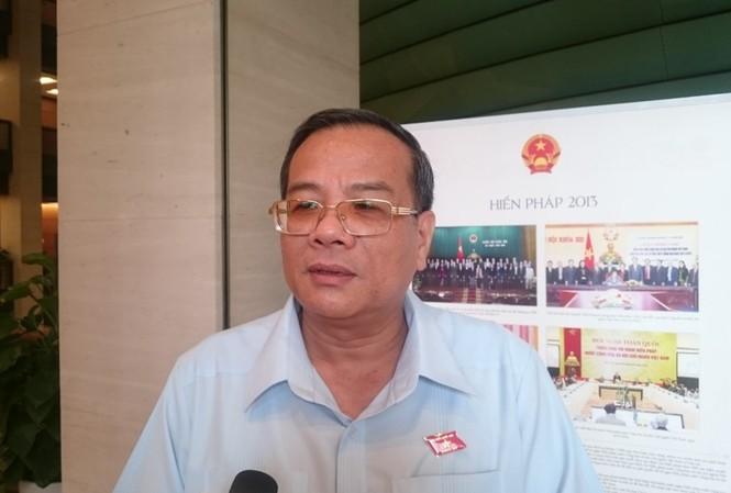 Trường đoàn ĐBQH, Phó Bí thư tỉnh Bình Thuận Huỳnh Thanh Cảnh