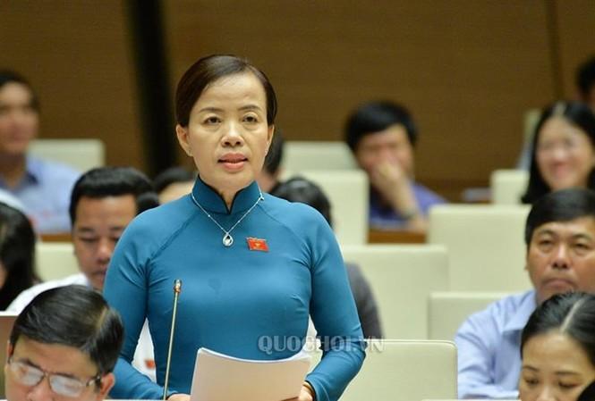 ĐBQH Nguyễn Thị Kim Thúy