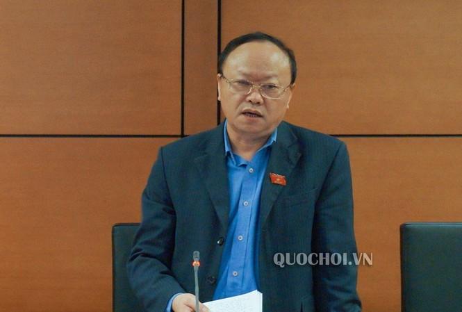 Phó Chủ tịch Hội đồng Dân tộc Giàng A Chu