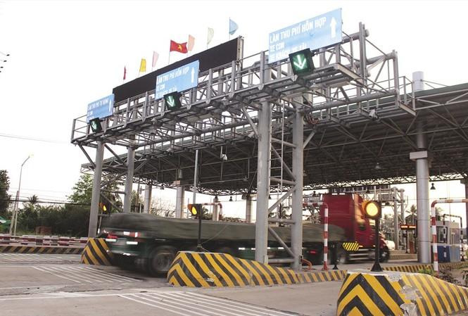 Đối với 2 trạm Cai Lậy và trạm Thái Nguyên - Chợ Mới, Thủ tướng Chính phủ đã chỉ đạo Bộ Giao thông vận tải rà soát để giải quyết triệt để các vướng mắc, bất cập