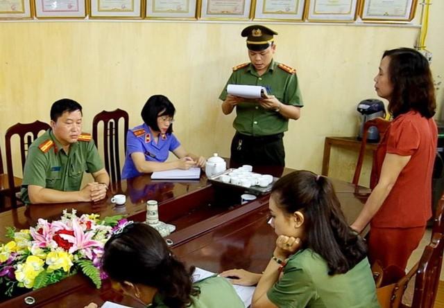 Nhiều ý kiến không đồng tình với thông báo của Uỷ ban Kiểm tra Tỉnh ủy Hà Giang. Ảnh TT