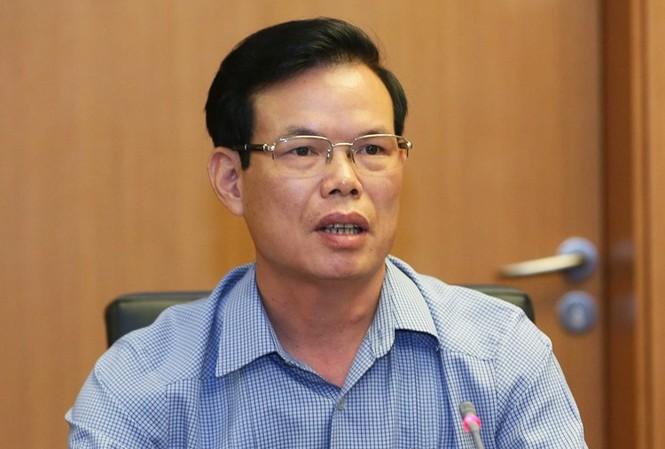 Ông Triệu Tài Vinh, nguyên Bí thư Tỉnh ủy Hà Giang