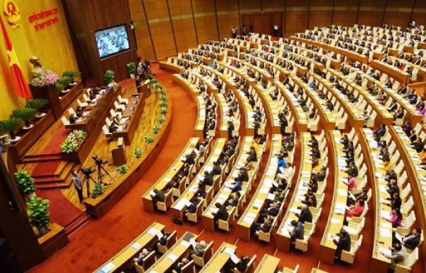Hôm nay Quốc hội chính thức khai mạc kỳ họp thứ 8, Quốc hội khóa 14