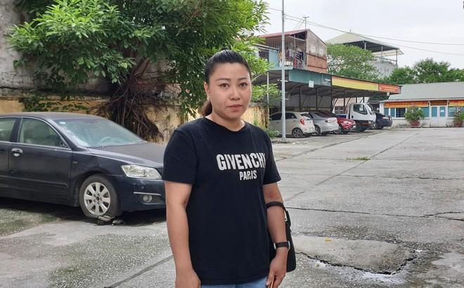 Đại úy Lê Thị Hiền bị khai trừ Đảng