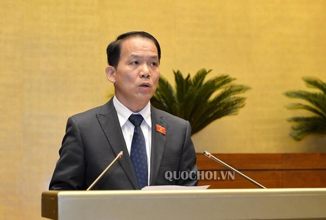 Quốc hội bầu ông Hoàng Thanh Tùng làm Chủ nhiệm Uỷ ban Pháp luật