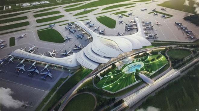 Tiếp tục làm rõ tổng mức đầu tư dự án sân bay Long Thành