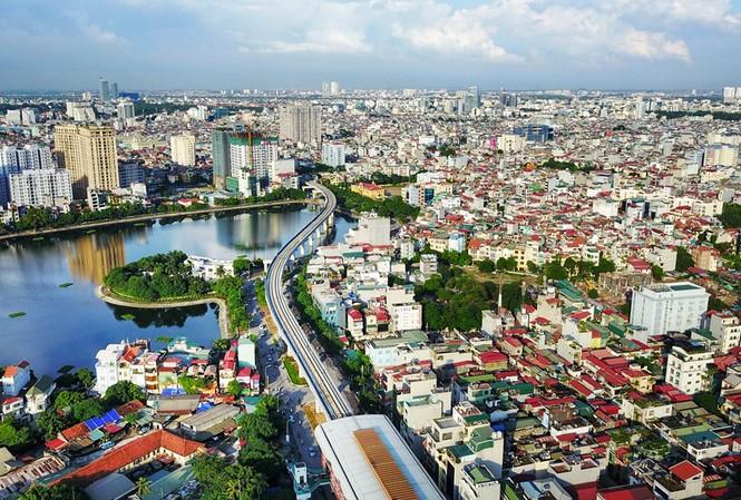 Hơn 4.000 thôn, tổ dân ở Hà Nội trong diện phải sáp nhập. Ảnh Zing