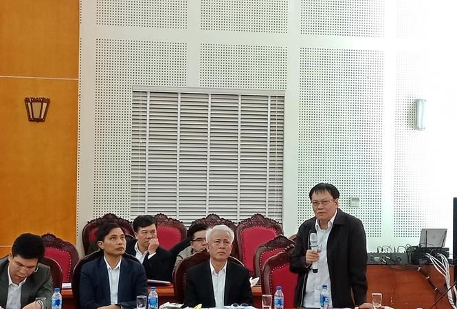 Uỷ viên Uỷ ban kiểm tra Trung ương Nguyễn Quốc Hiệp