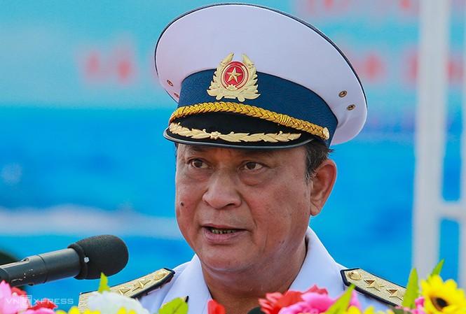 Nguyên Thứ trưởng Bộ Quốc phòng Nguyễn Văn Hiến bị xử lý kỷ luật và hình sự