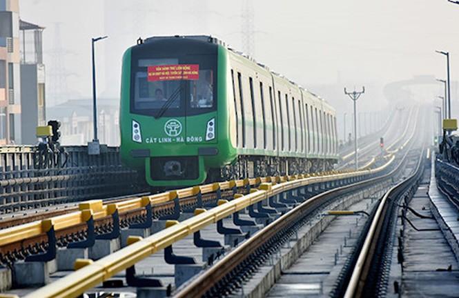 Tổng thầu đường sắt Cát Linh – Hà Đông muốn có thêm 50 triệu USD