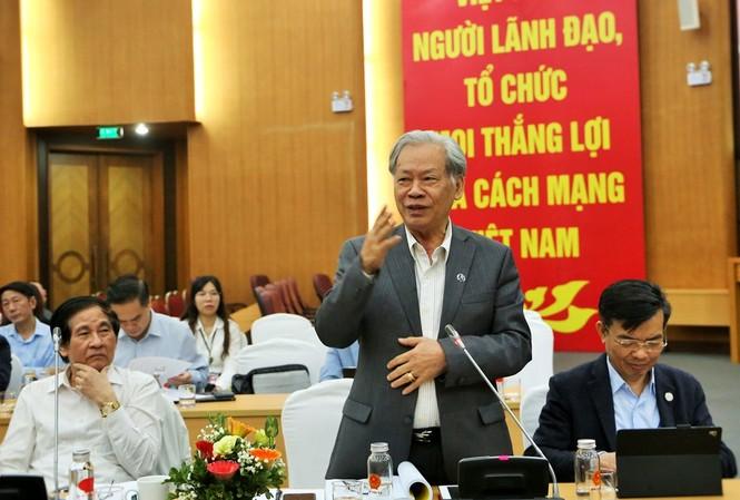 Nguyên Thứ trưởng Bộ Nội vụ Thang Văn Phúc