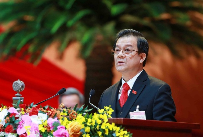 TS. Lê Hồng Quang, Ủy viên Ban chấp hành Trung ương Đảng, Phó Chánh án Thường trực TANDTC. Ảnh Như Ý