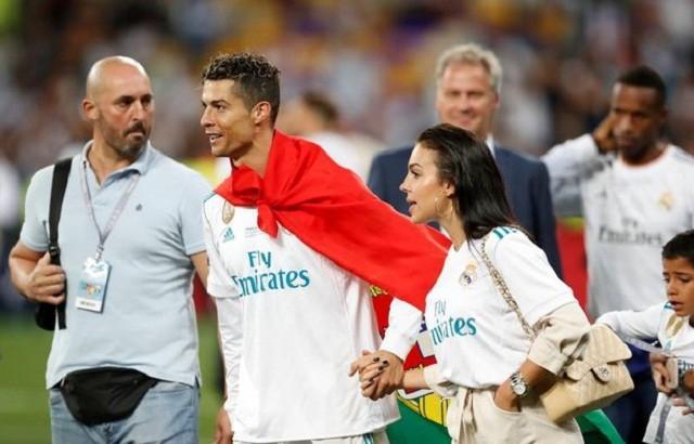 Võ sỹ Marecos từng bảo vệ Ronaldo và gia đình ở chung kết Champions League