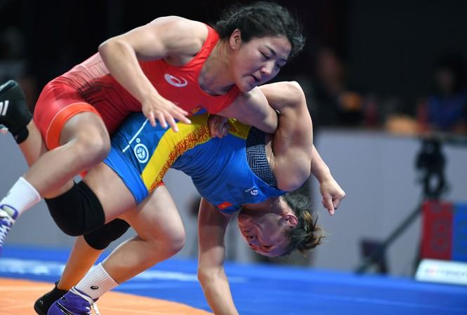 Đô vật Mông Cổ bị tước HCV ASIAD vì doping