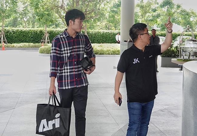 Xuân Trường, Công Phượng hội quân cùng tuyển Việt Nam